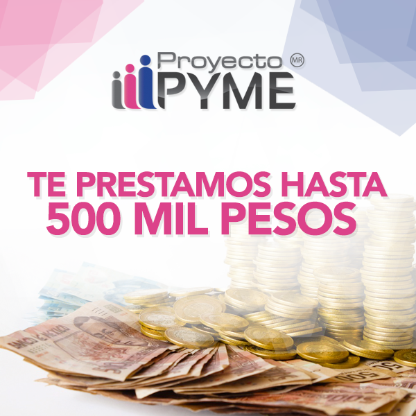 Hasta 500 mil pesos