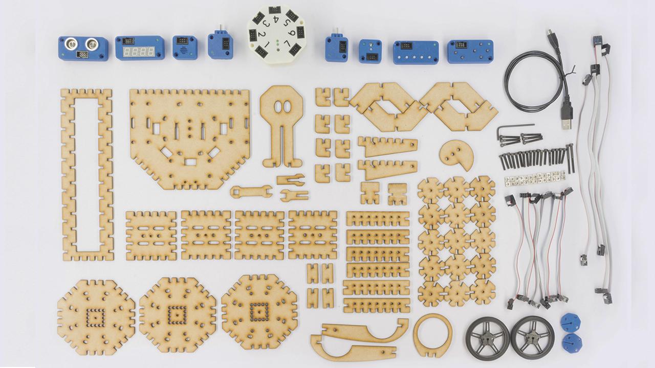 1. kit  piezas