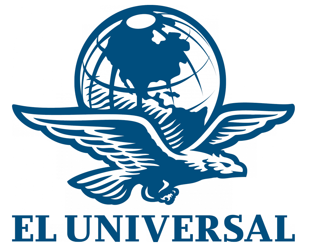 El universal logo logotype mexico city me xico